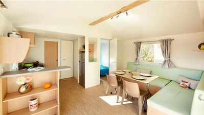 Photo for Mobil-home 4 pers. near plage - Mobil-home 3 Rooms 4 People