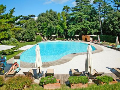 Photo for Holiday resort Borgo di Colleoli Resort, Palaia  in Um Pisa und Lucca - 4 persons, 1 bedroom
