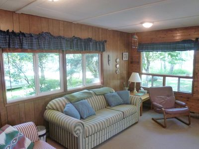 Photo for Cozy Waterfront Cottage in Grand Beach Manitoba