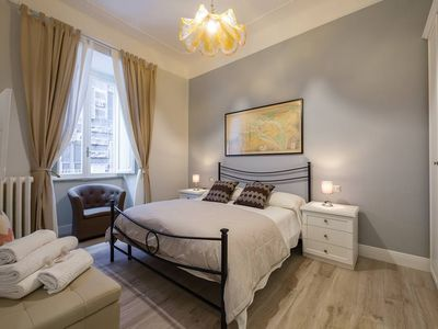 Photo for Castel Sant'Angelo Family suite 3BR 2BA at Vatican with wi fi and air-cond