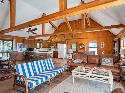Photo for Steps to the Beach, Ample Sleeping! Blue Mtn Beach Home