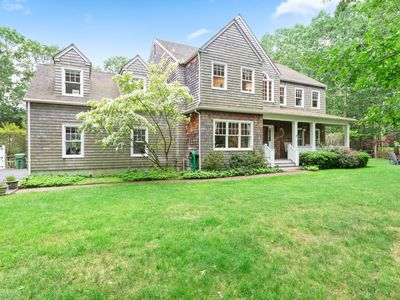 Photo for Fall Availability at this Spacious Retreat in East Hampton w/ Pool!