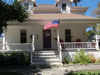 Photo for WALK TO IT ALL!*In Heart of Napa*Wine Maker's Estate*6 blocks to Downtown Napa!