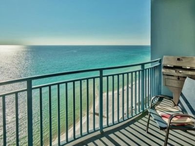 Photo for Right On The Beach! Stunningly Beautiful Corner Unit-Near Renown Pier Park Shop