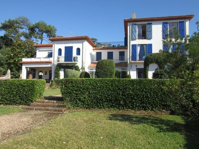 Photo for Luxury apartment on golf chiberta, 180 m², 6 people, private garden