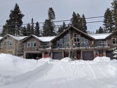 Photo for Luxury 3 Bedroom-2 Bath Condo in Mammoth - Great Getaway for Families!