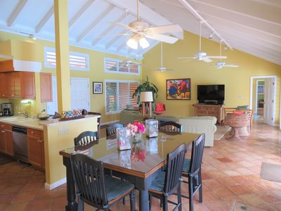 Photo for The Islander -Amazing Four Bedroom Villa within Walking Distance to Two Beaches