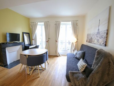 Photo for CHARMING APARTMENT IN THE CITY CENTER OF NANTES FOR 4 PEOPLE