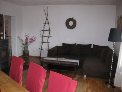 Photo for Beautiful spacious apartment with large garden and free WiFi access