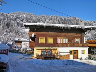 Photo for Apartment Bauernhaus Lipperhof (MHO625) in Mayrhofen - 4 persons, 1 bedrooms