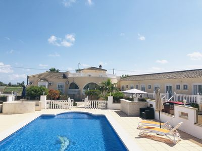 Photo for Stunning luxury country set villa with large  private pool
