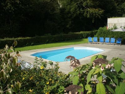 Photo for Spacious holiday home for family groups with outdoor pool in Neufchateau