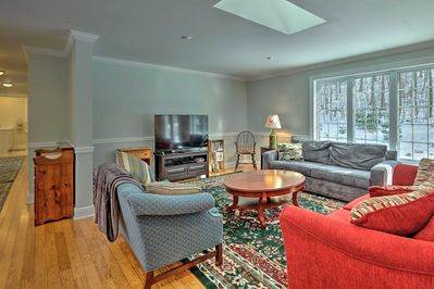 Make your way to Lanesborough for a Berkshire retreat at this vacation rental!