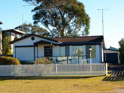 Photo for Seaside House Jervis Bay. The beach is just across the road!!