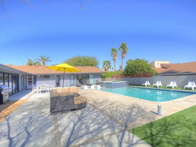 Photo for Coachella Golf Collection: 10bd/8ba. Sleeps 26+ with Pool, Spa