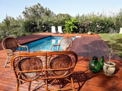 Photo for Cosy & spacious countryside Villa with Pool and Garden,near the Sea and Cefalù
