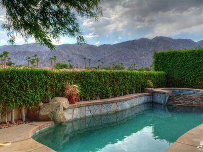 Photo for Beautiful Home in La Quinta , on golf course, pool, hot tub, sleeps six
