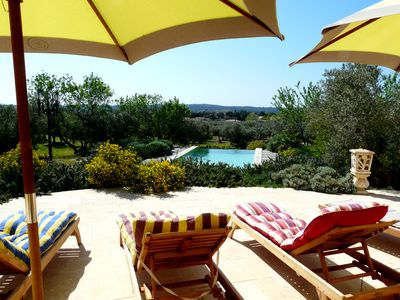 Photo for LUXURY PROPERTY WITH POOL IN ALPILLES