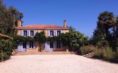 Photo for Rural French Idyll With Private Pool And Extensive Grounds Perfect For Families