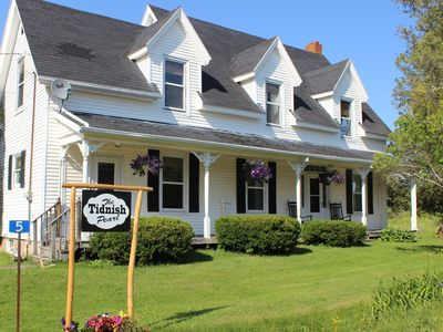 Photo for Discount Rate $1400 on 7 Day stays THE TIDNISH PEARL- Grand Nova Scotia Home