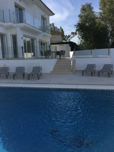 Photo for Villa in Puerto Banus in a gem of a location. Everything 5 max 10 mins walk.