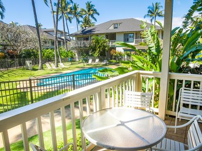 Photo for Large Poipu Kai Condo In A Perfect Location For Beaches, Restaurants And More!