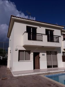Photo for Beautiful 3 bedroom villa with private pool near to the sea