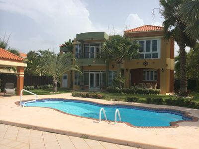Photo for Panoramic Breathtaking Ocean Front 7 Bed. House + in-laws suite~ Pool & Wifi