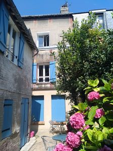 Photo for Luxury apartment - 3 *** Historic district of Honfleur
