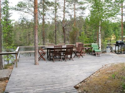 Photo for Vacation home Pahkahovi (FIJ043) in Tuusniemi - 6 persons, 1 bedrooms