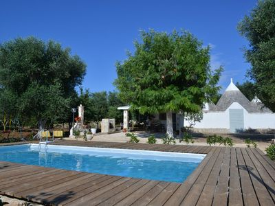 Photo for Trullo Merlato - Salento