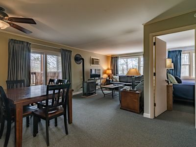 Photo for 109 Mountainside Dr,  Unit G204: 3 BR / 2 BA  in Stowe, Sleeps 8