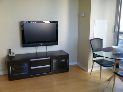 Photo for 1Bdrm: Dundas&Church, Fully Furnished, WalkToSubway-All Inclusive from Apr.1/20