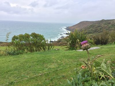 Photo for Cornish Coastal Cottage in a Fabulous Location Right on the SW Coastal Path