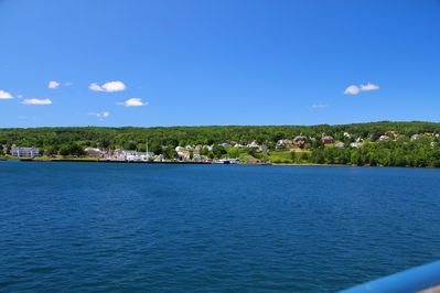 The Beautiful Bayfield Shoreline