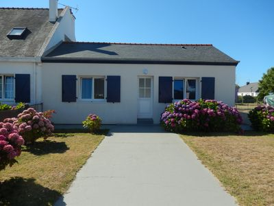 Photo for Fisherman house 60m near beach and shops