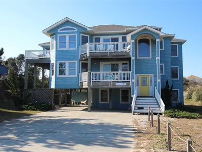 Photo for #487: Partial OCEANVIEW in Corolla w/PRVTPool, HotTub & RecRmw/PoolTable