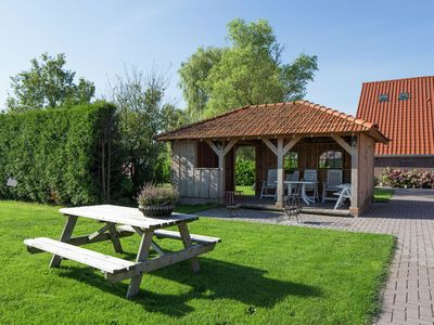 Photo for Rural and comfortably furnished group in the Drenthe-Friese Wold