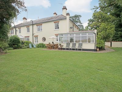Photo for 5 bedroom accommodation in Pentney