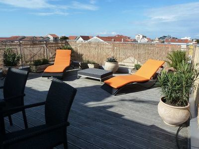 Photo for Very nice apartment in city center with terrace