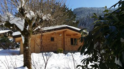 Photo for Individual chalets, 3 *, Thônes, nearby Aravis resorts, Lake Annecy