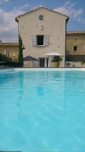 Photo for House with pool in the countryside. (4 rooms)