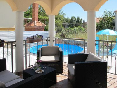 Photo for 3 bedroom Villa, sleeps 8 in Kod Mula with Pool, Air Con and WiFi