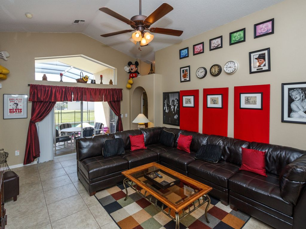 Spotless Disney Themed Home Kissimmee