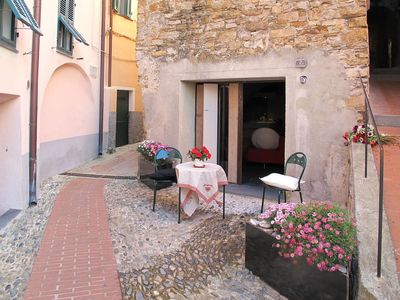 Photo for Vacation home Angolo Papa Gigi (CIV138) in Civezza - 4 persons, 1 bedrooms