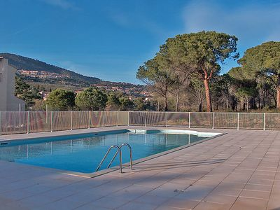 Photo for 2 bedroom Apartment, sleeps 6 in La Garonnette-Plage with Pool, Air Con and WiFi
