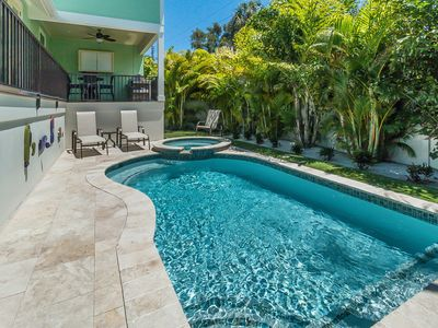 Pineapple Cay: Private Heated Pool/Hot Tub! Immaculate Villa Built in 2016!!
