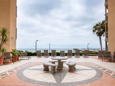 Photo for Oceanfront condo w/ ocean views, shared hot tub and sauna!