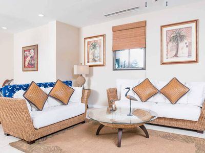 Photo for Gorgeous stylish 3 bedroom Pacifico condo