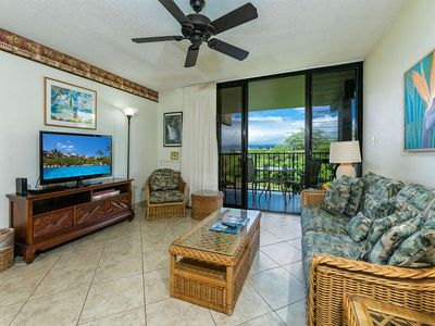Photo for Secluded+Casual Suite w/WiFi, Kitchen, Lanai, Flat Screen–Kamaole Sands 4311